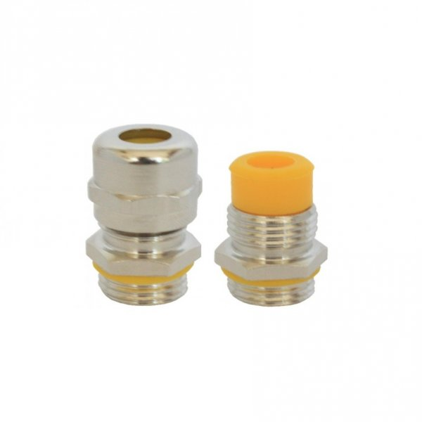 High Temperature Resistant Metallic Cable Glands
