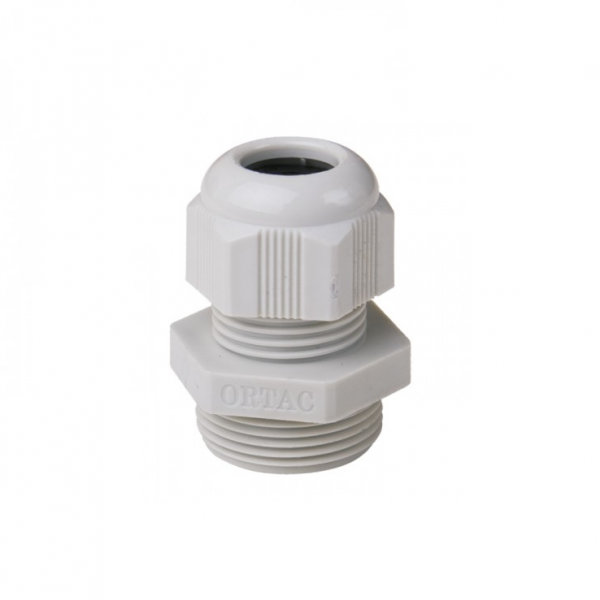 Reducer IP-68 Metric Thread Light Grey Polyamide Fleximat Cable gland